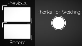 Youtube Outro Template Maker Image Collections Template