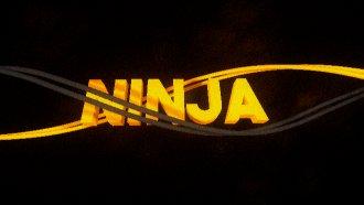 NINJA 3D INTRO!NeonFactoryX